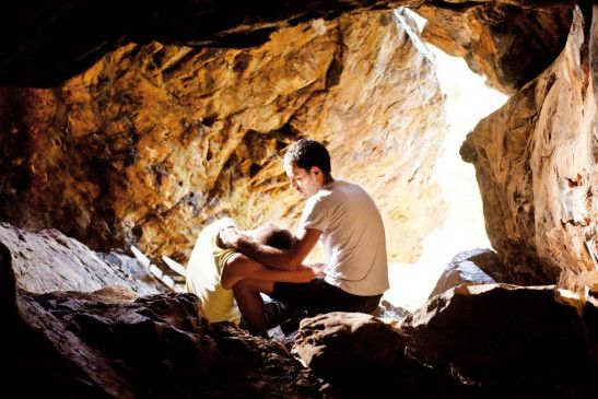 Liebe in der kargen Bergwelt der spanischen Extremadura