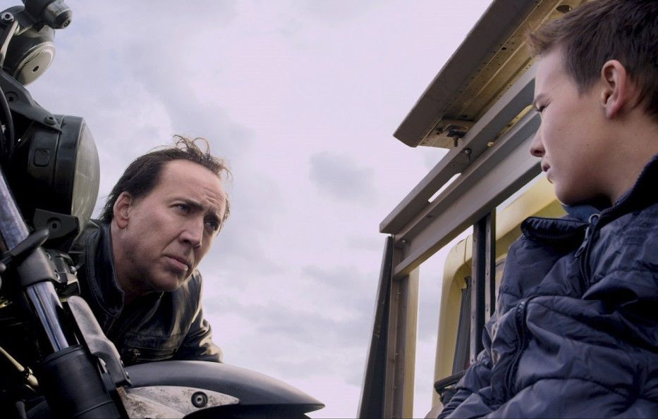 Retter in der Not: Nicolas Cage als Ghost Rider