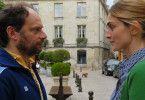 Mathieu (Denis Podalydès) und Elsa (Julie Gayet) laufen sich immer wieder über den Weg. Ist das Zufall?
