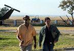 Freunde in der Not: Denzel Washington (l.) und Mark Wahlberg