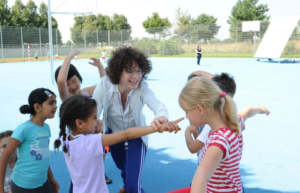 Lehrerin aus Passion: Bibiana Beglau als  Hannah Winter