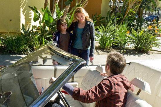 Neue Familie: Chris Pine lernt Elizabeth Banks kennen