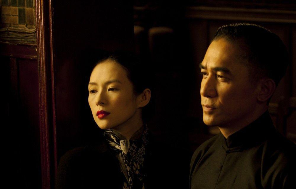 Finster war's: Ziyi Zhang und Tony Leung Chiu-wai