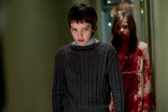 Gruselig: Owen (Kodi Smit-McPhee) und Abby (Chloë Grace Moretz) trauen ihren Augen nicht