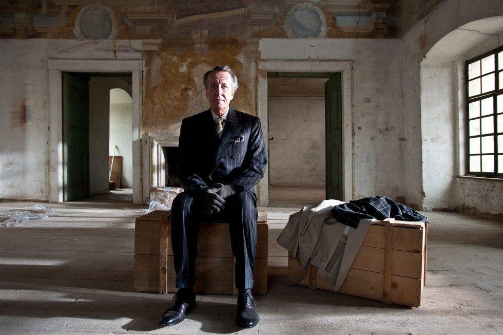 Allein in der Villa: Geoffrey Rush
