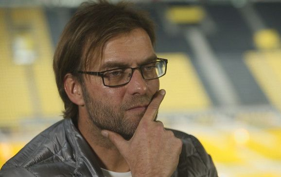Dortmunds Jürgen Klopp, einer der Stars unter Deutschlands Trainern, gewährt Einblicke in seinen Berufsalltag