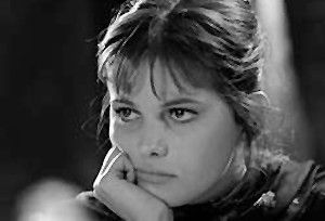 Claudia Cardinale in einer ihrer ersten Filmrollen