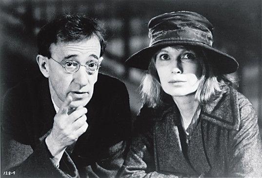 Eine finstere Angelegenheit: Woody Allen und Mia Farrow