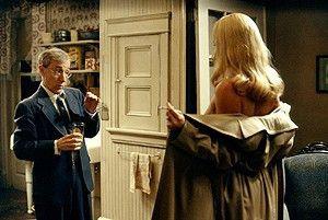 Brauchen Sie auch Eis zum Abkühlen? Woody Allen  und Charlize Theron