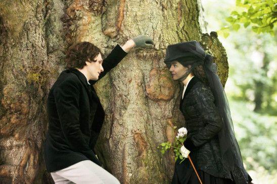 Historische Begegnung: Sabin Tambrea als Ludwig und Hannah Herzsprung als Sisi
