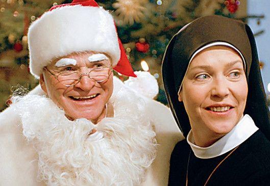 Santa Claus mit Nonne: Fritz Wepper und Janina Hartwig