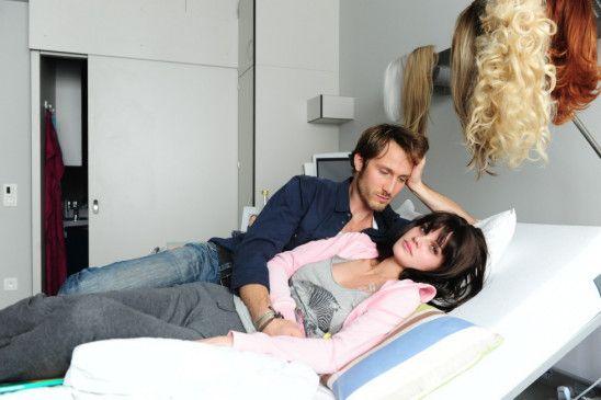 Mit wem liege ich heute im Bett? David Rott mit Lisa Tomaschewsky
