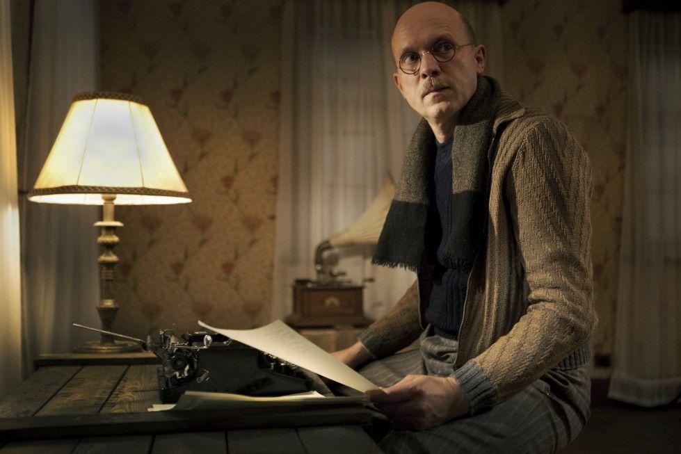 Arbeitet heimlich: Ulrich Tukur als John Rabe