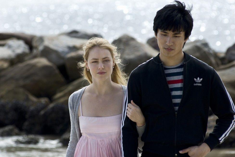 Verliebt in Amerika: Chi Cao und Amanda Schull