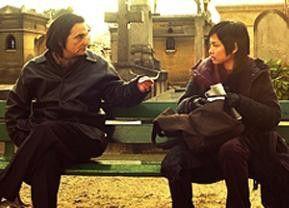 Darf ich Ihnen eine Zigarette anbieten? Jean-Pierre Léaud und Chen Shiang-chyi