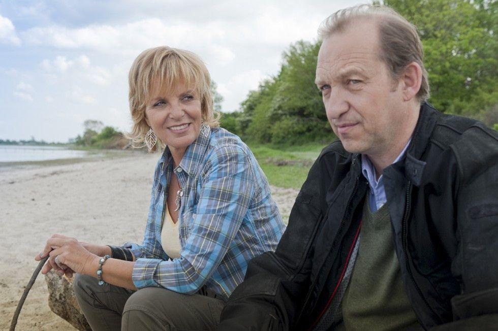 Glücklich:Petra (Ulrike Kriener) und Hans-Uwe (Peter Heinrich Brix)