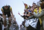Ghislain Lambert (Benoît Poelvoorde) kommt bei der Tour de France als letzter Fahrer ans Ziel - und wird dennoch als Publikumsliebling gefeiert