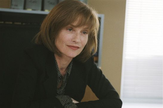 Ihr gefällt die neue Machtposition: Isabelle Huppert