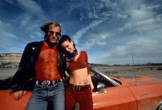 Leichen pflastern ihren Weg! Woody Harrelson und Juliette Lewis als Killerpärchen