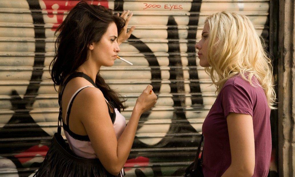 Sie wollen den gleichen Mann: María (Penélope Cruz, l.) und Cristina (Scarlett Johansson)