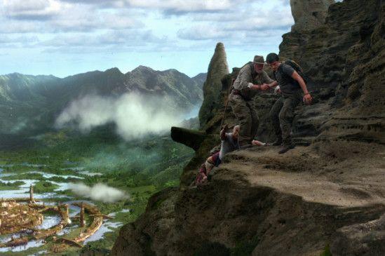 Abenteuerlich: Auf dem Berg von Atlantis