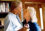 Hauptsache, bei uns stimmt alles! Morgan Freeman und Jane Alexander