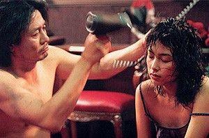 Gleich wieder trocken! Choe Min-shik und Yu Ji-tae
