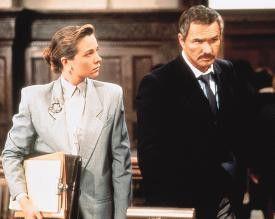 Die Anwältin und ihr Freund - Theresa Russell und Burt Reynolds