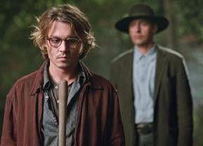 Ein finsterer Schatten: Johnny Depp und John Turturro