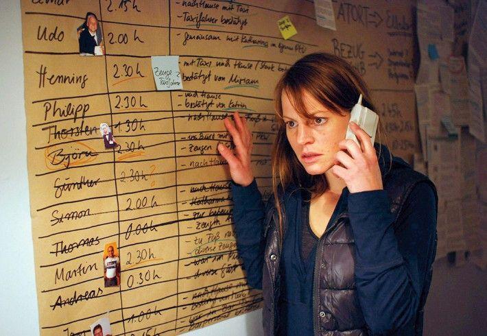 Johanna (Maria Simon) erlebt einen nicht enden wollenden Albtraum