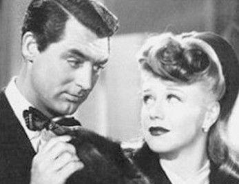 Wie wär's mit uns beiden? Ginger Rogers und Cary Grant