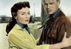 Dein Vater ist ein Fiesling! Donna Reed und Richard Widmark