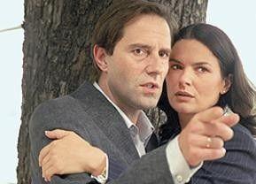 Da ist die andere Frau! Stefan Kurt mit Barbara Auer