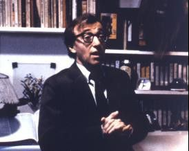 Beweist sich einmal mehr als Stadtneurotiker: Woody Allen
