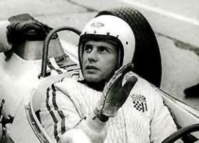 Ich passe schon auf! <br>Jean-Louis  Trintignant als Rennfahrer
