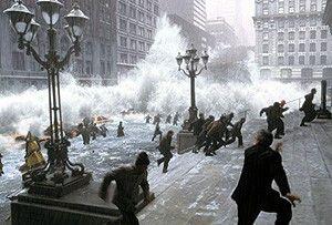 Die Klimakatastrophe bricht über New York herein