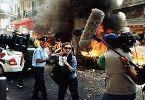Der Tag der großen Katastrophe: Ein Kamerateam bei der Arbeit