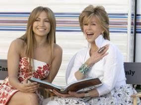 Ein Herz und eine Seele: Jennifer Lopez und Jane Fonda