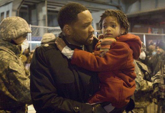 Die Trennung steht an: Will Smith mit Filmtochter
