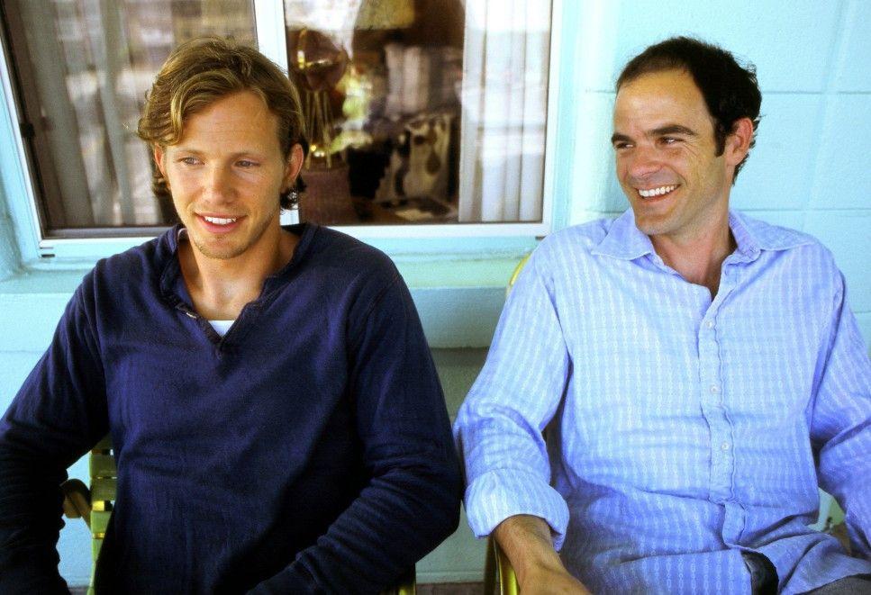 Werden ein Paar: Kip Perdue (l.) und Michael Kelly