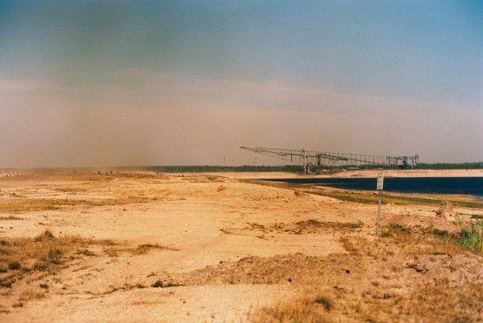 Wie ein Traum sieht das nicht gerade aus: Braunkohle-Tagebau in der Lausitz