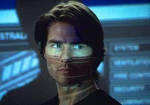 Als ich den Vertrag  unterzeichnet habe, war ich  wohl so blau wie jetzt! Tom  Cruise als Ethan Hunt
