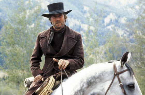Mein Pferd hat einen Namen, ich nicht! Clint  Eastwood