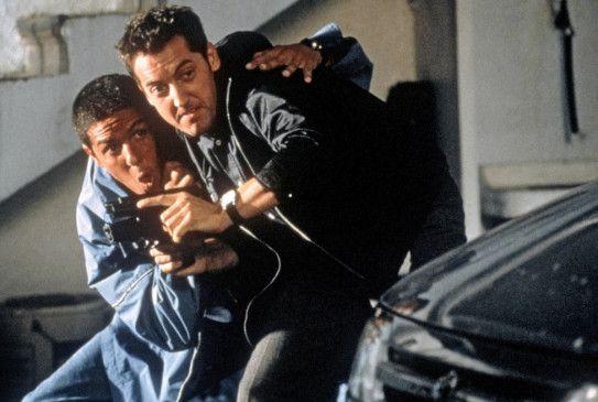 Ein seltsames Gespann: Frédéric Diefenthal (r.) und Samy Nacéri als Taxifahrer und Polizist