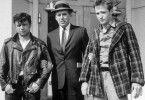 Ab ins Gericht: Robert Blake, John Forsythe, Scott Wilson (v.l.)