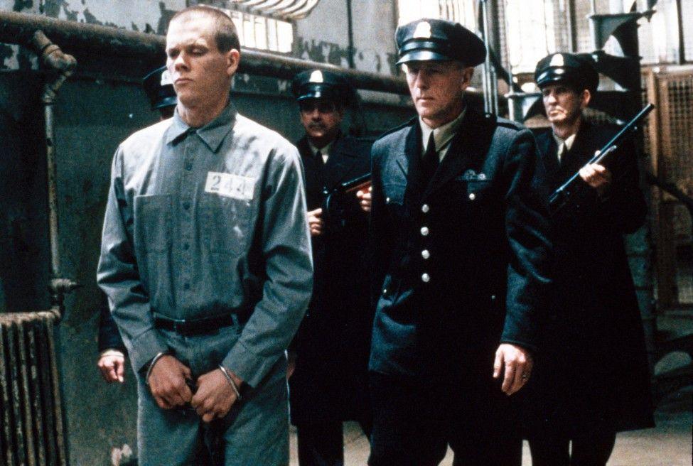 Gefangen in Alcatraz: Kevin Bacon (l.) als Henri Young