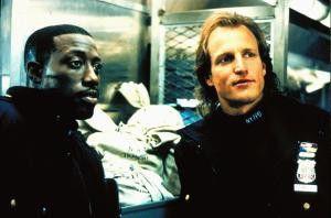 Geht hier vielleicht noch mal die Post ab? Wesley  Snipes und Woody Harrelson als ungleiche Brüder