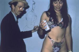 Hat gerne Spaß mit hübschen Frauen: Underground-Comic-König Robert Crumb