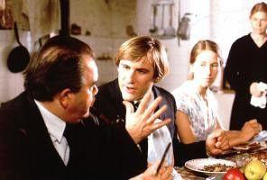 Klar weiß ich, dass ich nicht ausseh wie Jean  Gabin! Gérard Depardieu