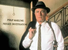 Bitte keine Fotos, Leute! James Caan als tougher  Detektiv Philip Marlowe